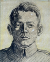 Otto Kary Kriegsgefangener 1919